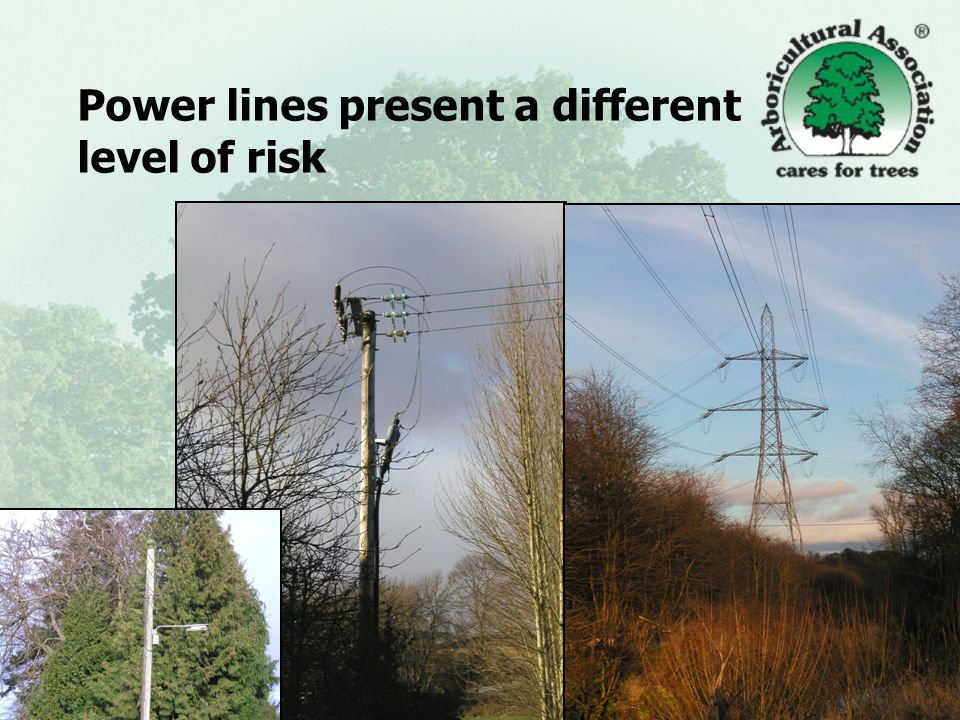 Railways present a different level of risk Photo courtesy Network Rail