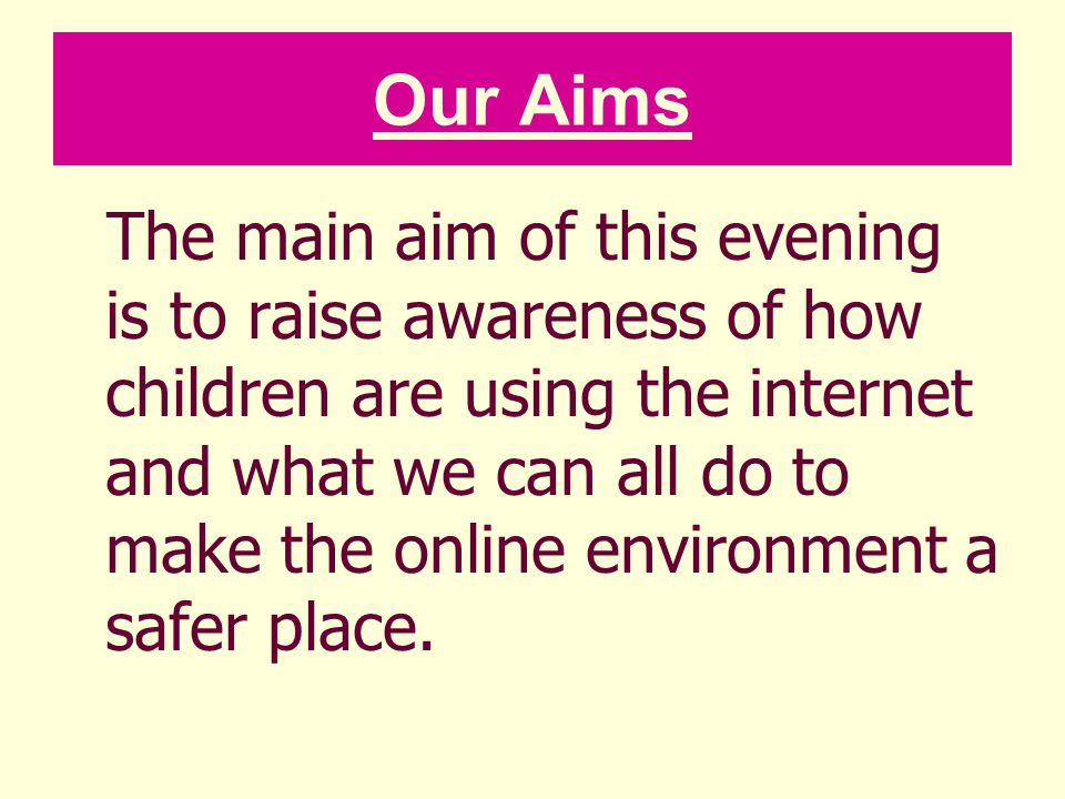 Risks of using the internet People lying to others online Bullying using the internet (Cyber bulling) Seeing inappropriate images and material Viruses and pop ups Paedophiles use the internet to meet young people