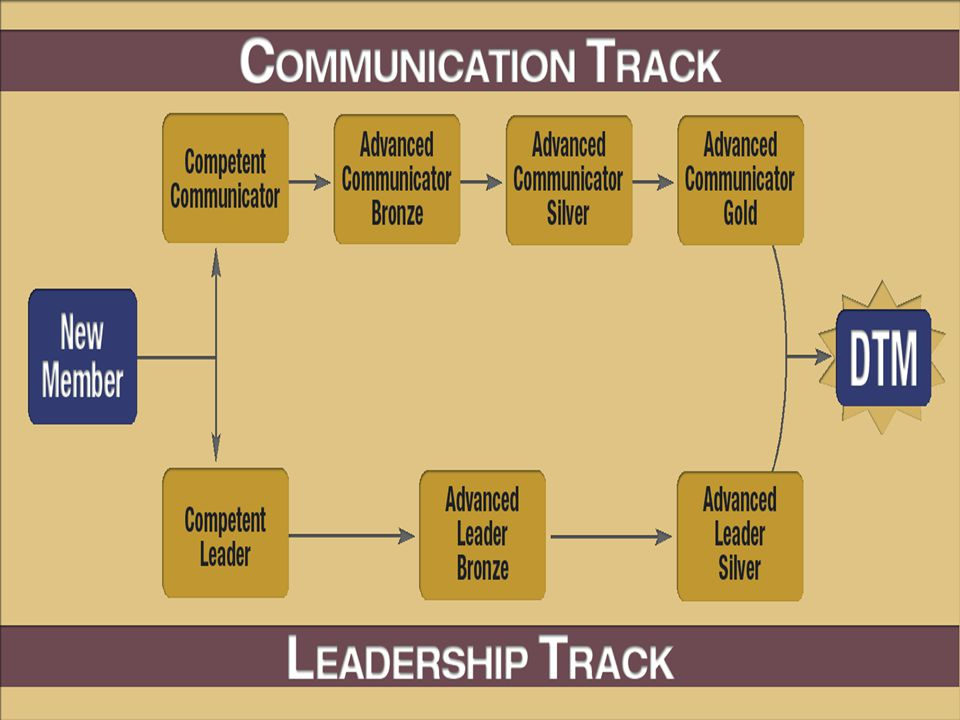 10/12/2014 Advanced Communicator Bronze (ACB) Achieved Competent Communicator award Completed two AC Series manuals