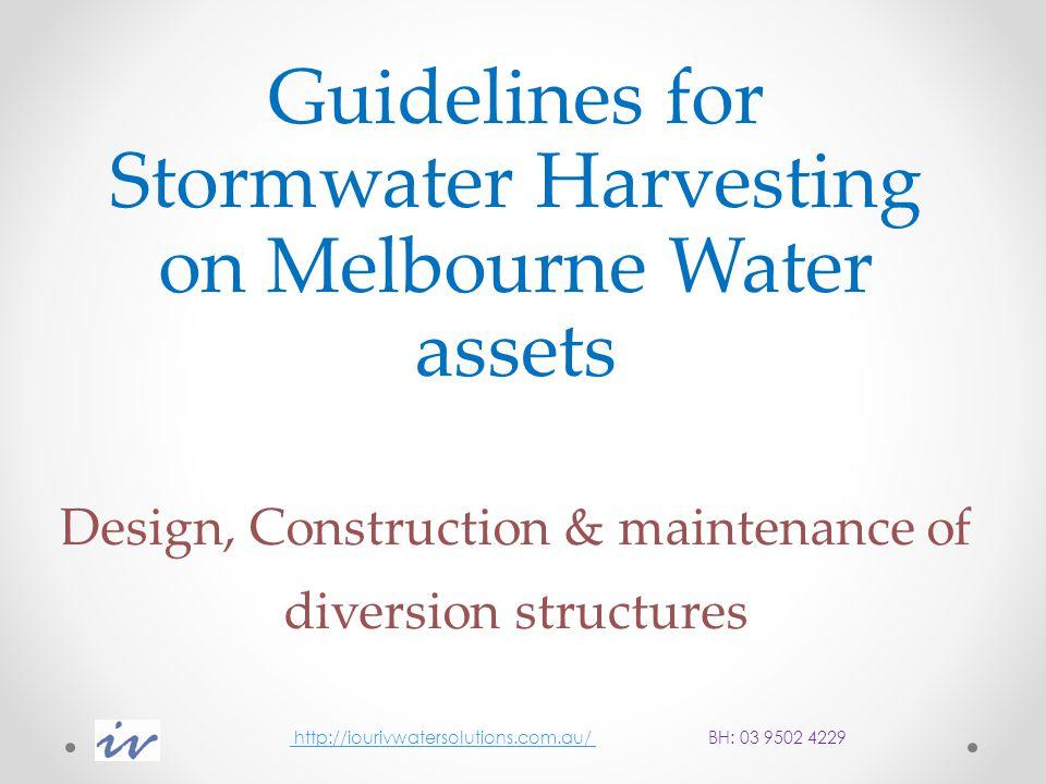 http://iourivwatersolutions.com.au/ BH: 03 9502 4229