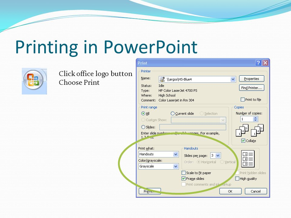 Find existing PowerPoint s.Use the internet.