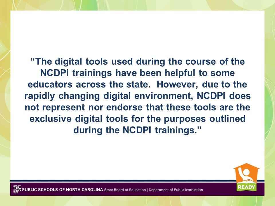 NC School Counselors Guidance Essential Standards Day 2 2012 Regional Summer Institute