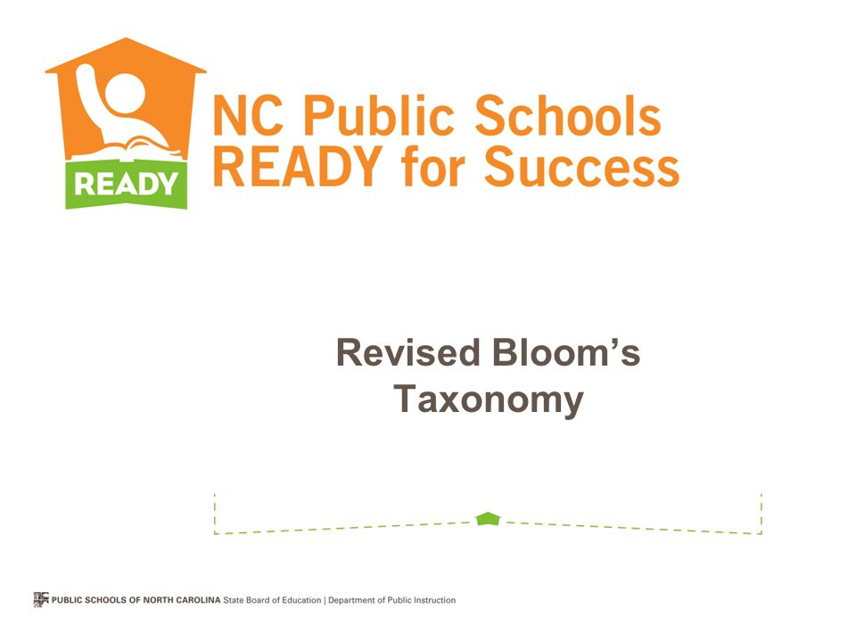 Go to Your Penzu Account http://www.penzu.com What do you know about Revised Bloom's Taxonomy.