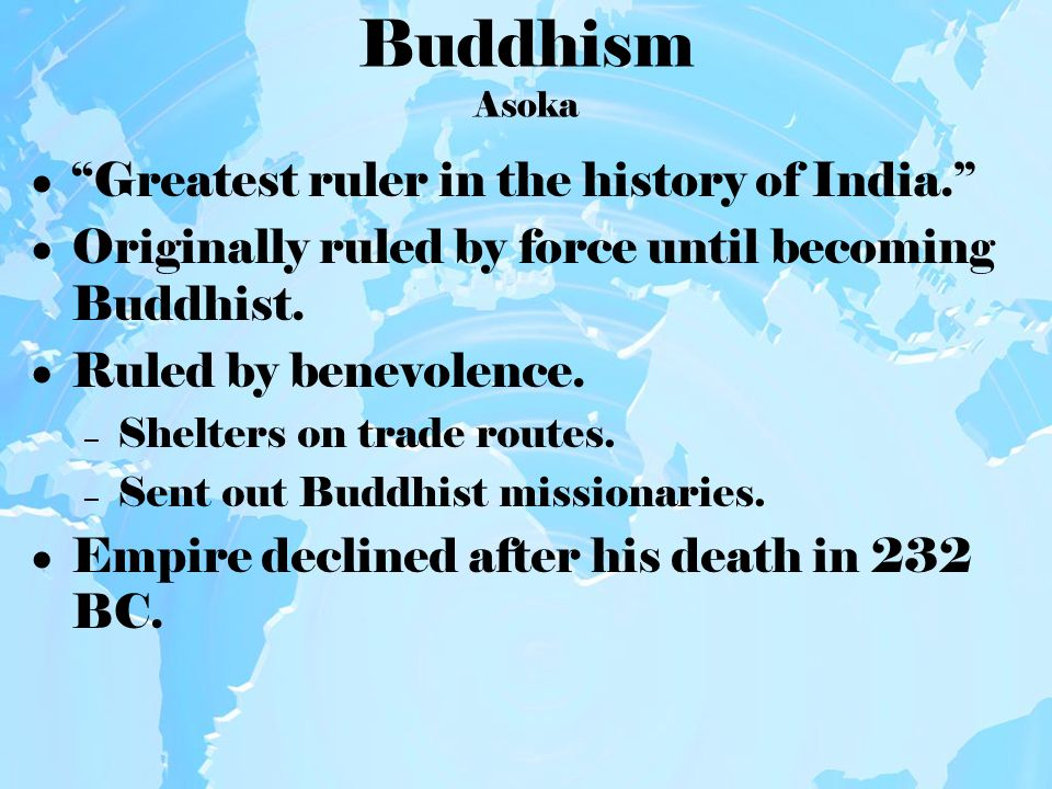 Buddhism the Four Noble Truths 1.Life means suffering.