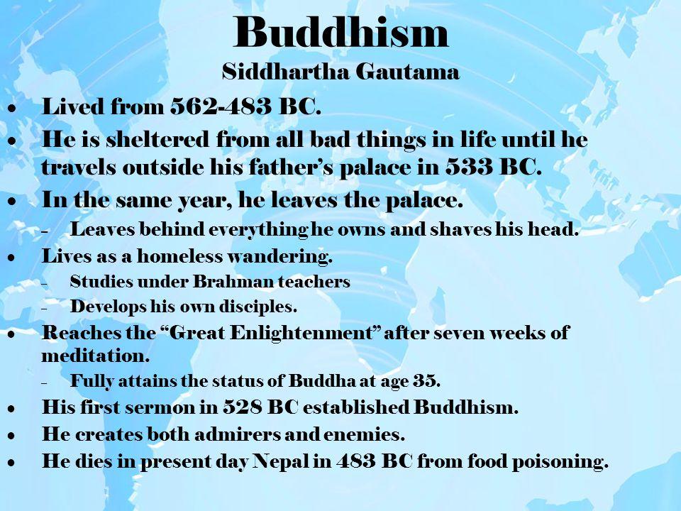 Buddhism Another interpretation of Hinduism.
