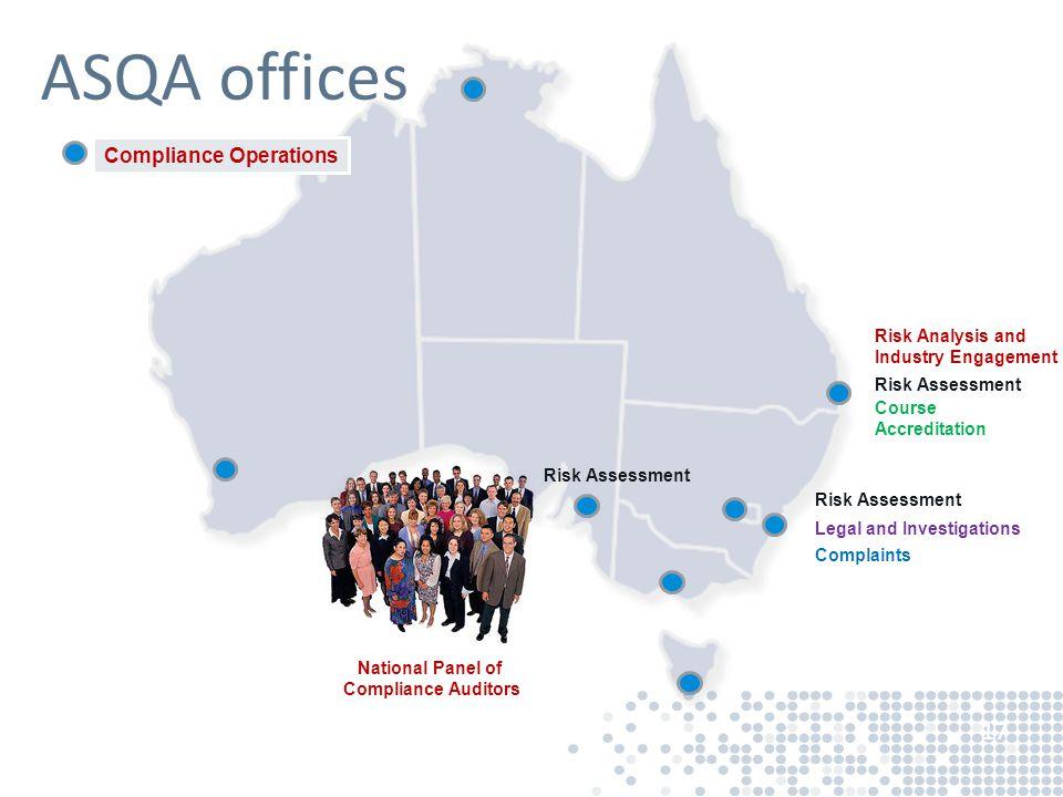 18 Thank you www.asqa.gov.au