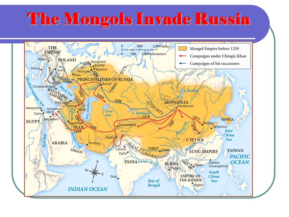 Mongol Rule No help from West Asian customs adopted Womens status declined Slavs poor; few rights Tatar words, clothing, architecture accepted Autocracy