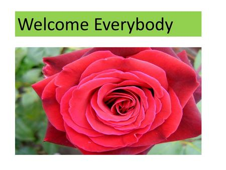 Welcome Everybody. Teacher s Identity Shamsun Nahar Begum.