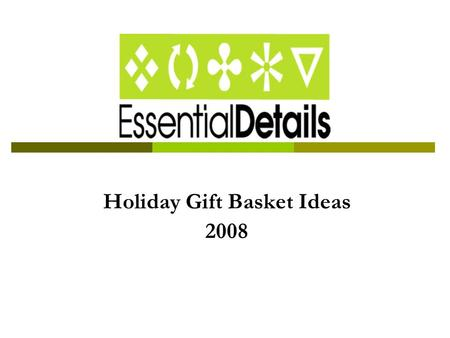 Holiday Gift Basket Ideas 2008. Gift Basket Ideas Small Bread Basket Basket includes: 2 small loaves of homemade specialty bread 1 8oz. jar of jam or.