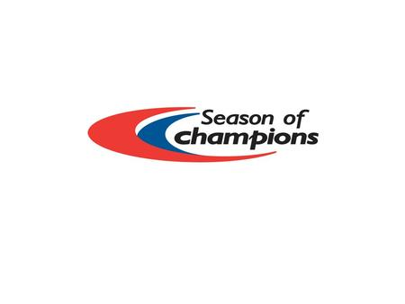 Developed in 1992/93 for implementation in 1995 Designed to create a 'championship season' for curling, with the objective of building a more attractive.