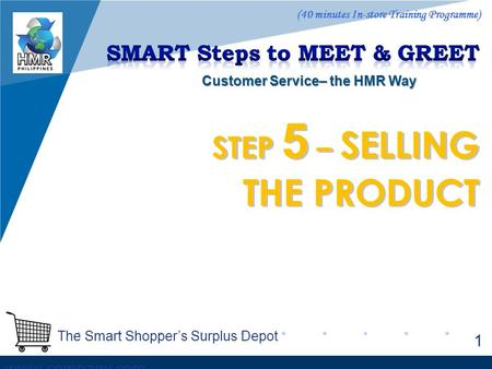 SMART Steps to MEET & GREET