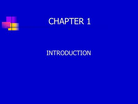 CHAPTER 1 INTRODUCTION. WHAT IS ABNORMAL BEHAVIOR?