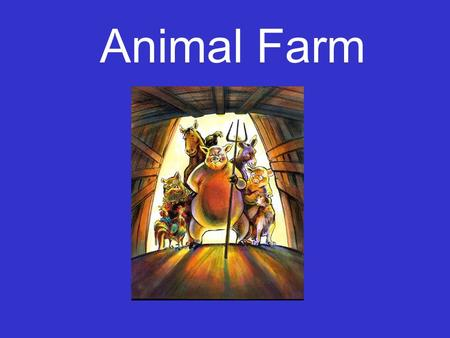 A theme analysis of george orwells animal farm