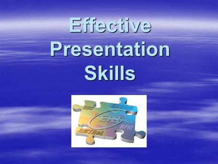 Effective Presentation Skills.  Common Presentation Mistakes  Tips On Presenting Well.