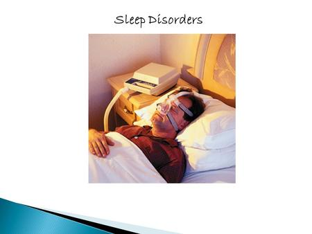 Sleep Disorders. Sleep Apnea The Greek word apnea literally means without breath. There are three types of apnea: obstructive, central, and mixed;
