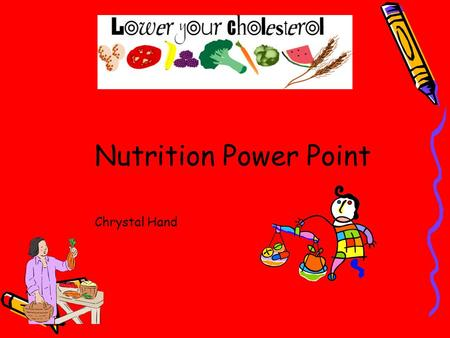 Nutrition Power Point Chrystal Hand. Nutrition objectives TEKS –115.2 Health Education, Kindergarten. (a) Introduction (2) Kindergarten students are.
