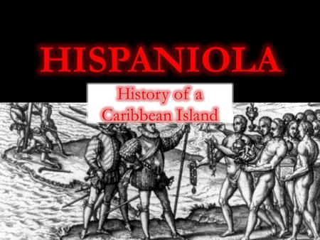 In 1517 King Charles V of Spain authorized the draft of slaves. The native people of the island known as the Tainos were the first to be enslaved. Those.