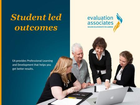 Student led outcomes. What are they? How do teachers manage them? How do my students and I achieve them?