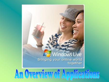 WINDOWS LIVE OFFICE LIVE SKY DRIVE WEB MAILMOODLE GALLERY Windows Live offers a suite of Applications with an impressive amount of storage.