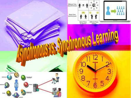 What is Asynchronous Learning? Asynchronous learning is a student-centered teaching method that uses online resources to facilitate information sharing.
