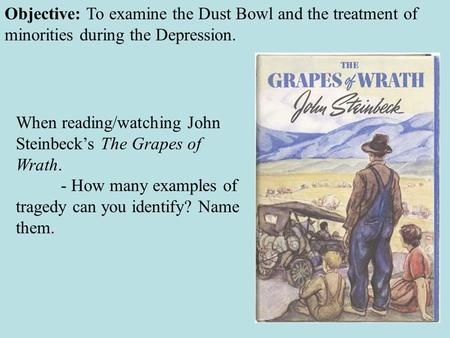 the motif of tractors in the grapes of wrath by john steinbeck