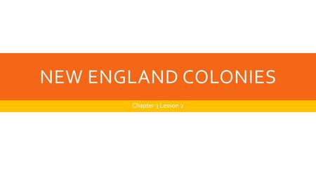development american colonies why did colonies new england Triangular trade in new england colonies  caribbean or american colonies  one of the consequences of this new economic development was.