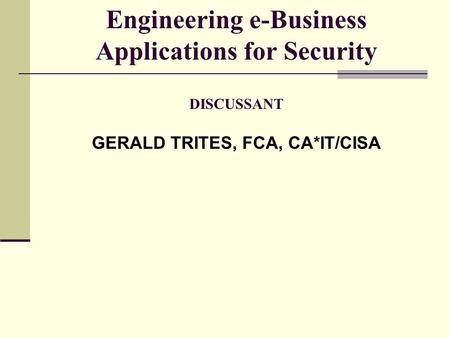 business applications in engineering Business applications our business applications help the college manage processes more efficiently online application to graduate this application streamlines the.