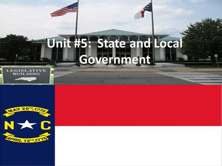 Unit #5: State and Local Government. Select enumerated, reserved, or concurrent for each power 1.Coining money 2.Enforce laws 3.Establish local governments.