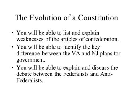 differences between the articles of confederation and the constitution essay Articles of confederation versus constitution essay | bartleby posting in essays me salva quimica analytical essay constructing cultures essays on literary translation pdf essay the many differences between the two documents were each important in there own respect, the first one that come to.
