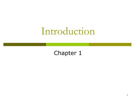 1 Introduction Chapter 1. 2 The Textbook  Andrew S. Tanenbaum & Maarten van Steen, Distributed Systems: Principles and Paradigms, Prentice Hall, 2002.