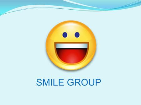 SMILE GROUP. Outline By Smile group 1. History2. Structure3.Product4. Competitor 5. Future plans.