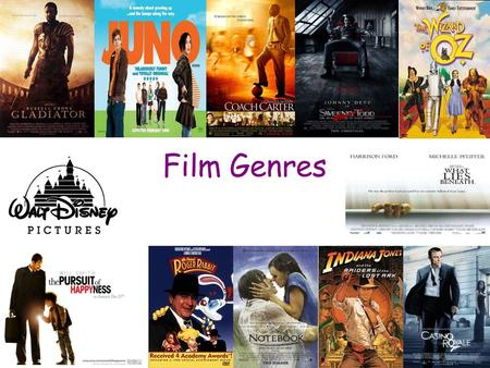 Film Genres. What are film posters Film posters are set to advertise a film that is soon to be released Film posters are a persuasive visual text for.