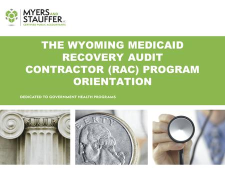 recovery audit contractor program 45b medicaid recovery audit contractor program __ the state has established a program under which it will contract with one or more recovery audit contractors.