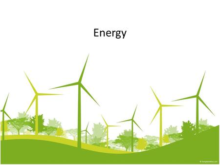 Energy. Goals Help protect the environment and increase community economic efficiency by promoting alternative energies, specifically solar panels and.