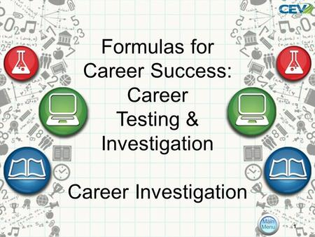 Investigating Careers