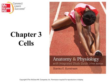 Copyright © The McGraw-Hill Companies, Inc. Permission required for reproduction or display. Chapter 3 Cells.