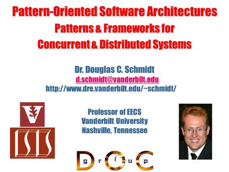 1 a patterns of software free architecture volume pattern-oriented download system