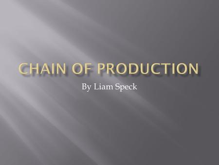 By Liam Speck.  Primary production is the sourcing and harvesting of the raw materials used for secondary production. For example mining for oil.