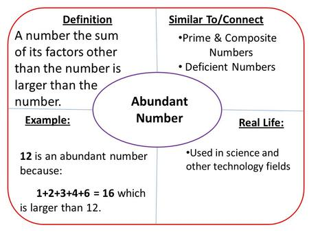 assignment prime number and real life Number theory assignment and online homework help number theory assignment help primes and prime factorization are specifically significant in number theory as are several functions such as totient functio  with no direct applications to real life, number theory was considered the purest department of math until the mid-20th century the.
