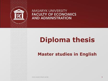 master thesis in sweden 2011