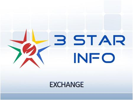 3 Star EXCHANGE(For Money Changers) We develop software for automating foreign exchange businesses. Our Foreign Exchange Software, Currency exchange,
