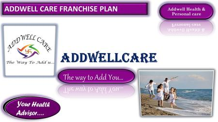 Addwell Health & Personal care