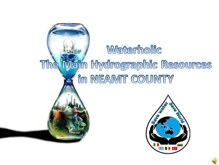 Neamt County has significant fresh water resources and underground water.