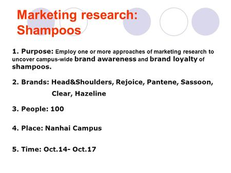 brand loyalty research