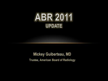 "ABR DX RADIOLOGY CERTIFICATE NRC RECOGNITIONS §35.290 Imaging and Localization Studies Diagnostic Nuclear Medicine Imaging §35.392 ""Low-Dose"" I-131."
