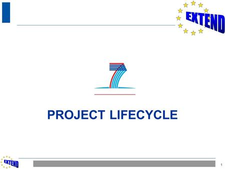 1 PROJECT LIFECYCLE. 2 FP7 Participation: Project Life Cycle 6. Roll-Out & Implementation 5. Contract Negotiation 2. Consortium Formation 1.Feasibility.