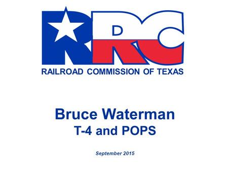 Bruce Waterman T-4 and POPS September 2015.