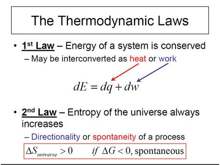 when system is subdivided? Intensive variables: T, P Extensive variables: V, E, H, heat capacity C.