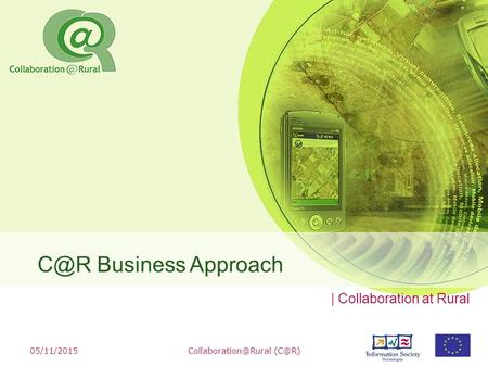 | Collaboration at Rural  Business Approach.
