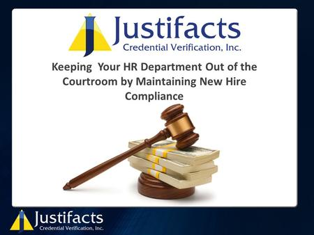 content/uploads/lawsuit34.jpg Keeping Your HR Department Out of the Courtroom by Maintaining New Hire Compliance.